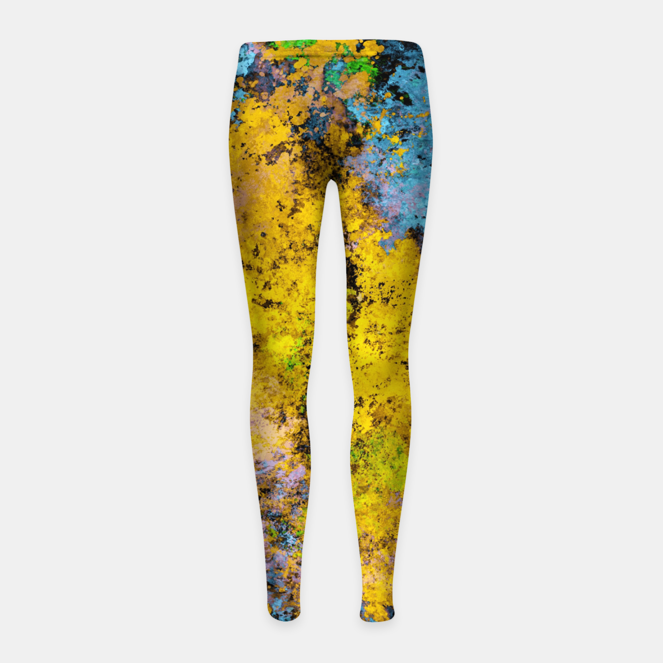 Image of To twist the truth Girl's leggings - Live Heroes