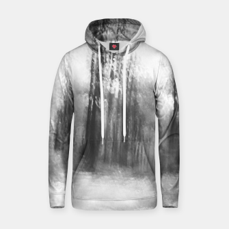 Miniatur Lost in the woods - abstract infrared photograph Hoodie, Live Heroes