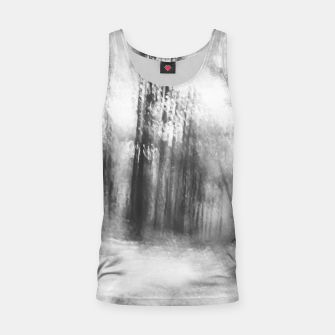 Miniatur Lost in the woods - abstract infrared photograph Tank Top, Live Heroes