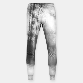 Miniatur Lost in the woods - abstract infrared photograph Sweatpants, Live Heroes