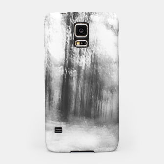 Miniatur Lost in the woods - abstract infrared photograph Samsung Case, Live Heroes