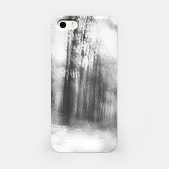 Miniatur Lost in the woods - abstract infrared photograph iPhone Case, Live Heroes