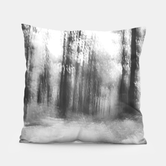 Miniatur Lost in the woods - abstract infrared photograph Pillow, Live Heroes