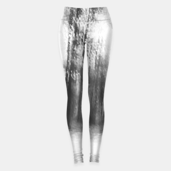 Miniature de image de Lost in the woods - abstract infrared photograph Leggings, Live Heroes