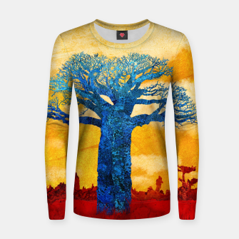 Thumbnail image of One baobab Women sweater, Live Heroes