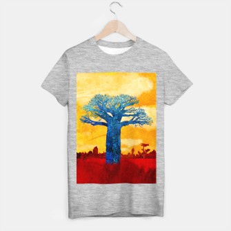 Miniature de image de One baobab T-shirt regular, Live Heroes