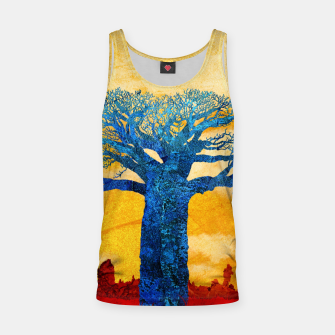 Thumbnail image of One baobab Tank Top, Live Heroes