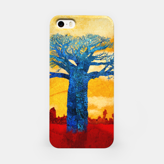Thumbnail image of One baobab iPhone Case, Live Heroes