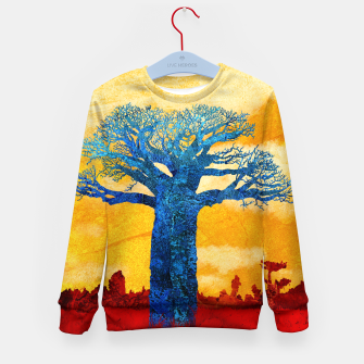 Thumbnail image of One baobab Kid's sweater, Live Heroes