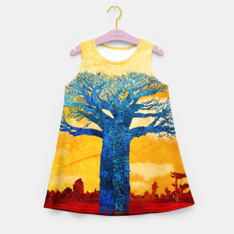 Thumbnail image of One baobab Girl's summer dress, Live Heroes