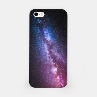 Thumbnail image of Milky way bright colors iPhone Case, Live Heroes