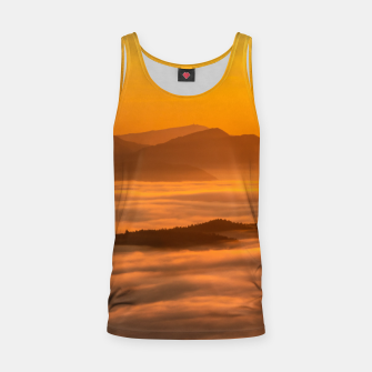 Miniaturka Sunrise colors and clouds Tank Top, Live Heroes