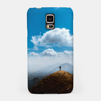 Miniatur Exploring new heights Samsung Case, Live Heroes