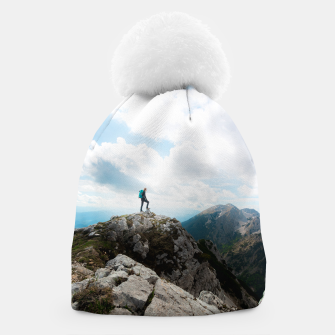 Miniatur Looking over new adventures Beanie, Live Heroes
