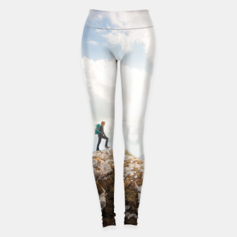 Miniature de image de Mountain wanderer Leggings, Live Heroes