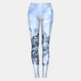Miniatur Winter wonderland explorer Leggings, Live Heroes