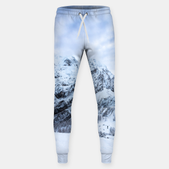 Miniatur Winter wonderland explorer Sweatpants, Live Heroes
