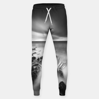 Thumbnail image of Dramatic rocky shore Sweatpants, Live Heroes