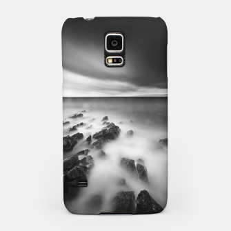 Thumbnail image of Dramatic rocky shore Samsung Case, Live Heroes