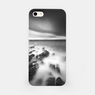 Thumbnail image of Dramatic rocky shore iPhone Case, Live Heroes