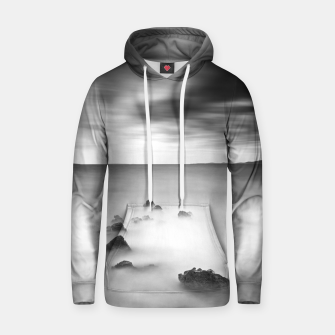 Thumbnail image of Rocky and milky sea Hoodie, Live Heroes