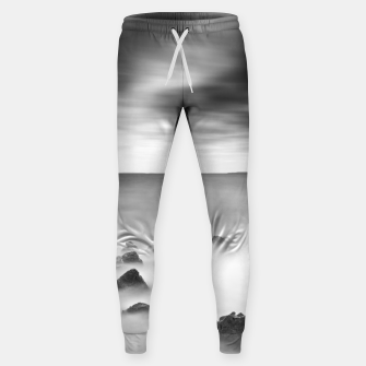 Thumbnail image of Rocky and milky sea Sweatpants, Live Heroes