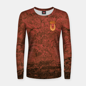 Thumbnail image of Forest Spirit Women sweater, Live Heroes