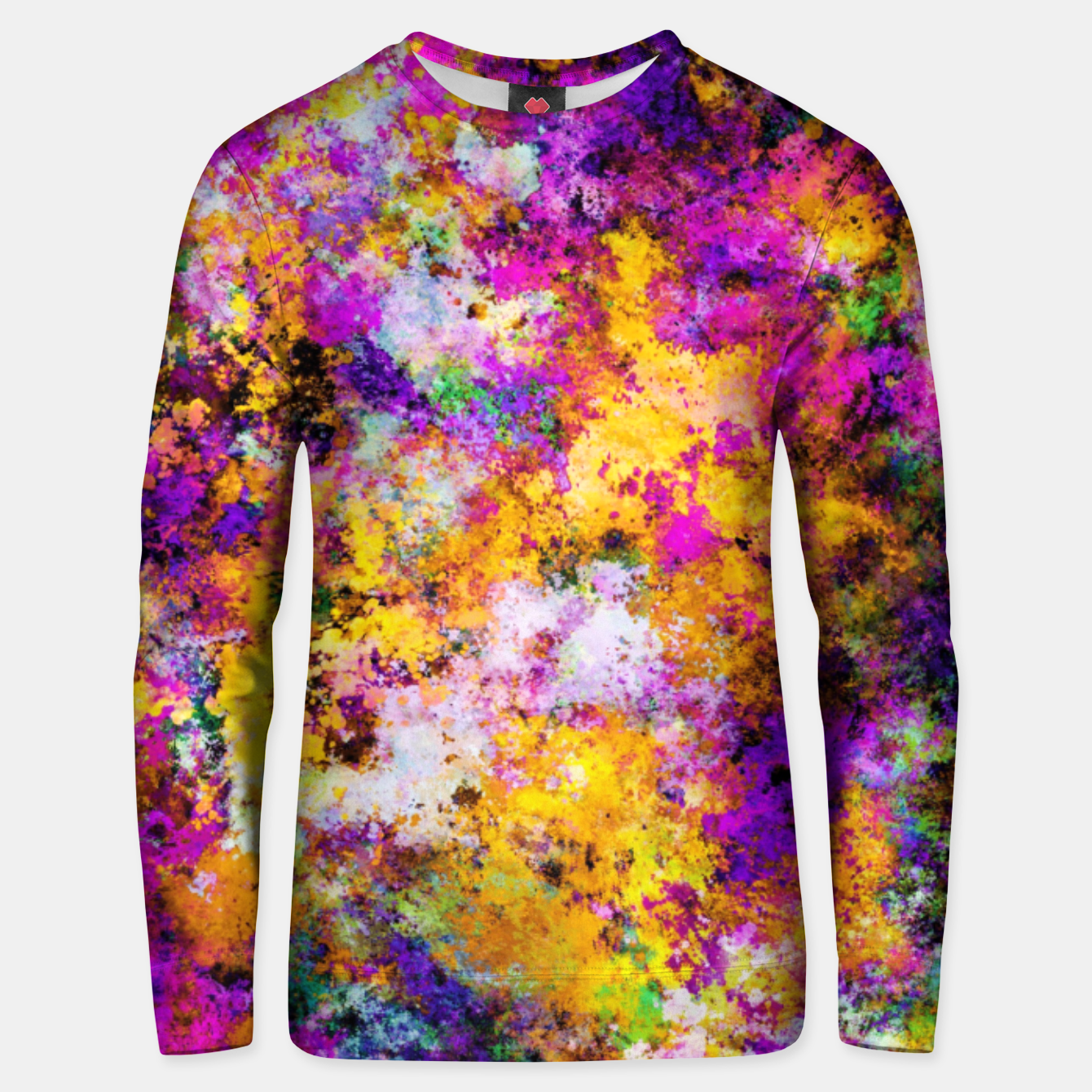 Image of The tension Unisex sweater - Live Heroes