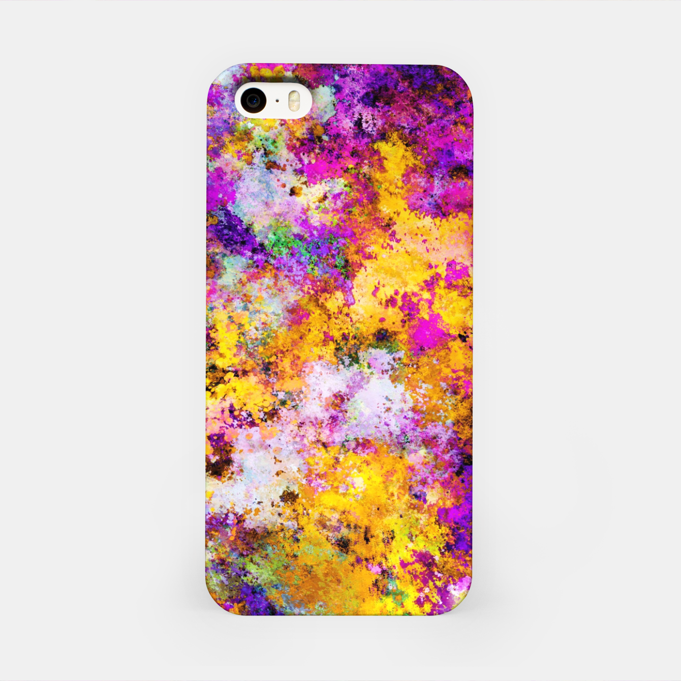 Image of The tension iPhone Case - Live Heroes