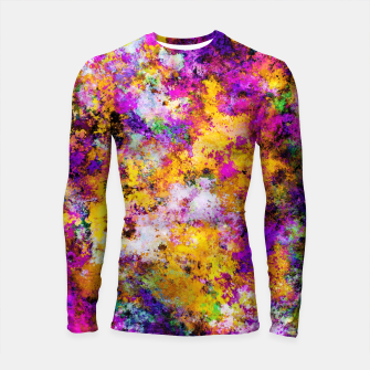 The tension Longsleeve rashguard  thumbnail image