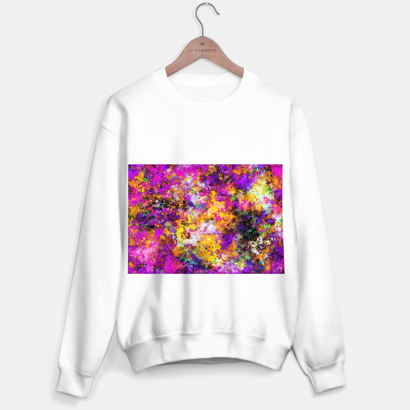 Image of The tension Sweater regular - Live Heroes