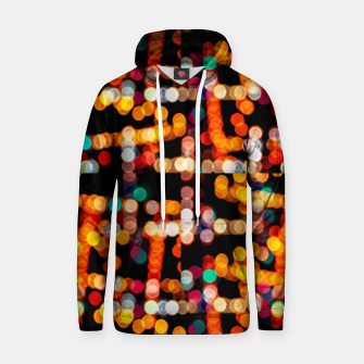 Thumbnail image of Multicolored Bubbles Pattern Hoodie, Live Heroes