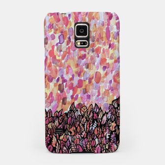Thumbnail image of Purple Autumn Samsung Case, Live Heroes