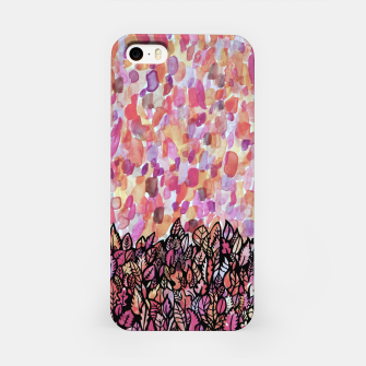 Thumbnail image of Purple Autumn iPhone Case, Live Heroes