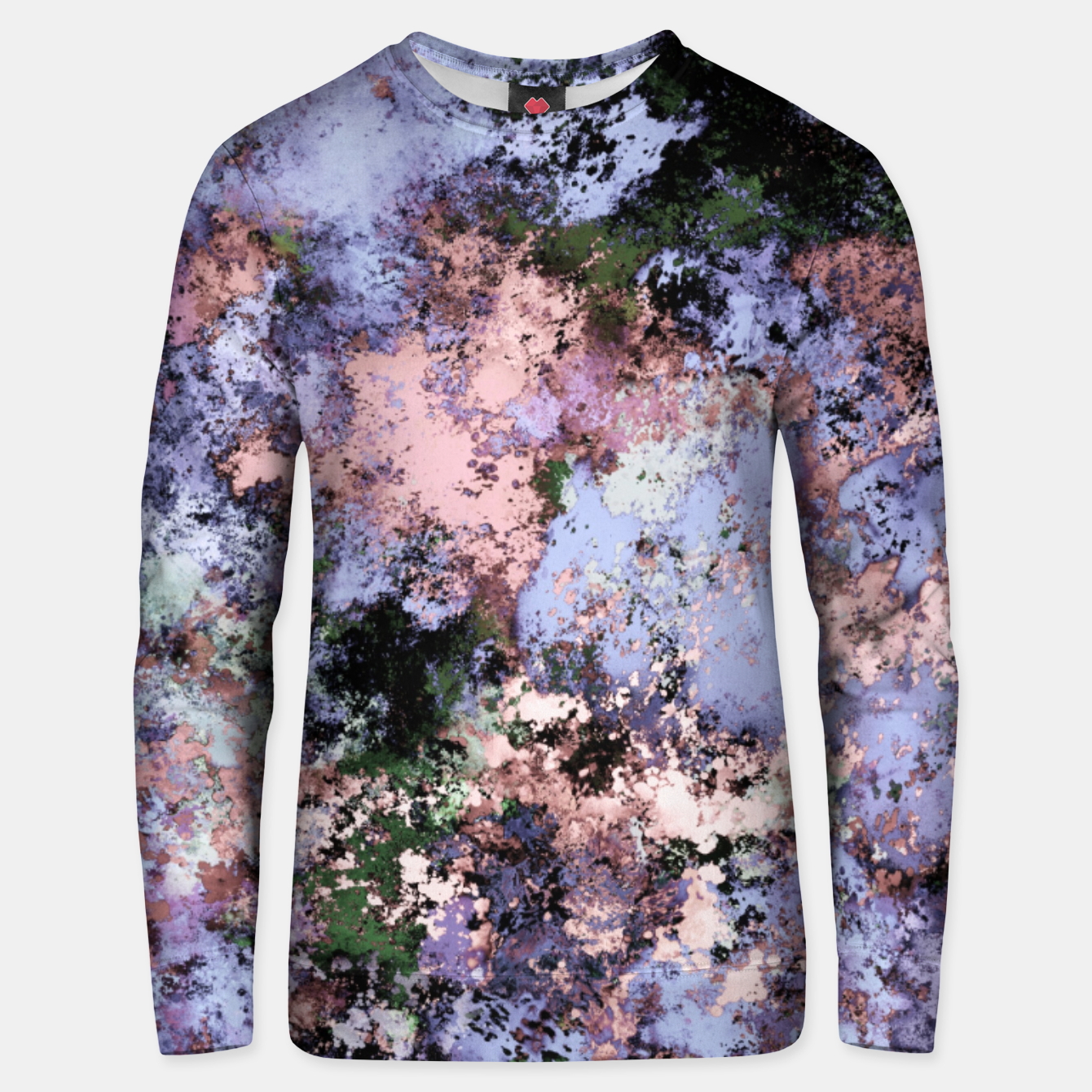 Image of Visible breaks Unisex sweater - Live Heroes
