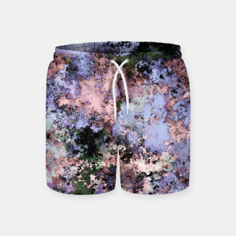 Thumbnail image of Visible breaks Swim Shorts, Live Heroes