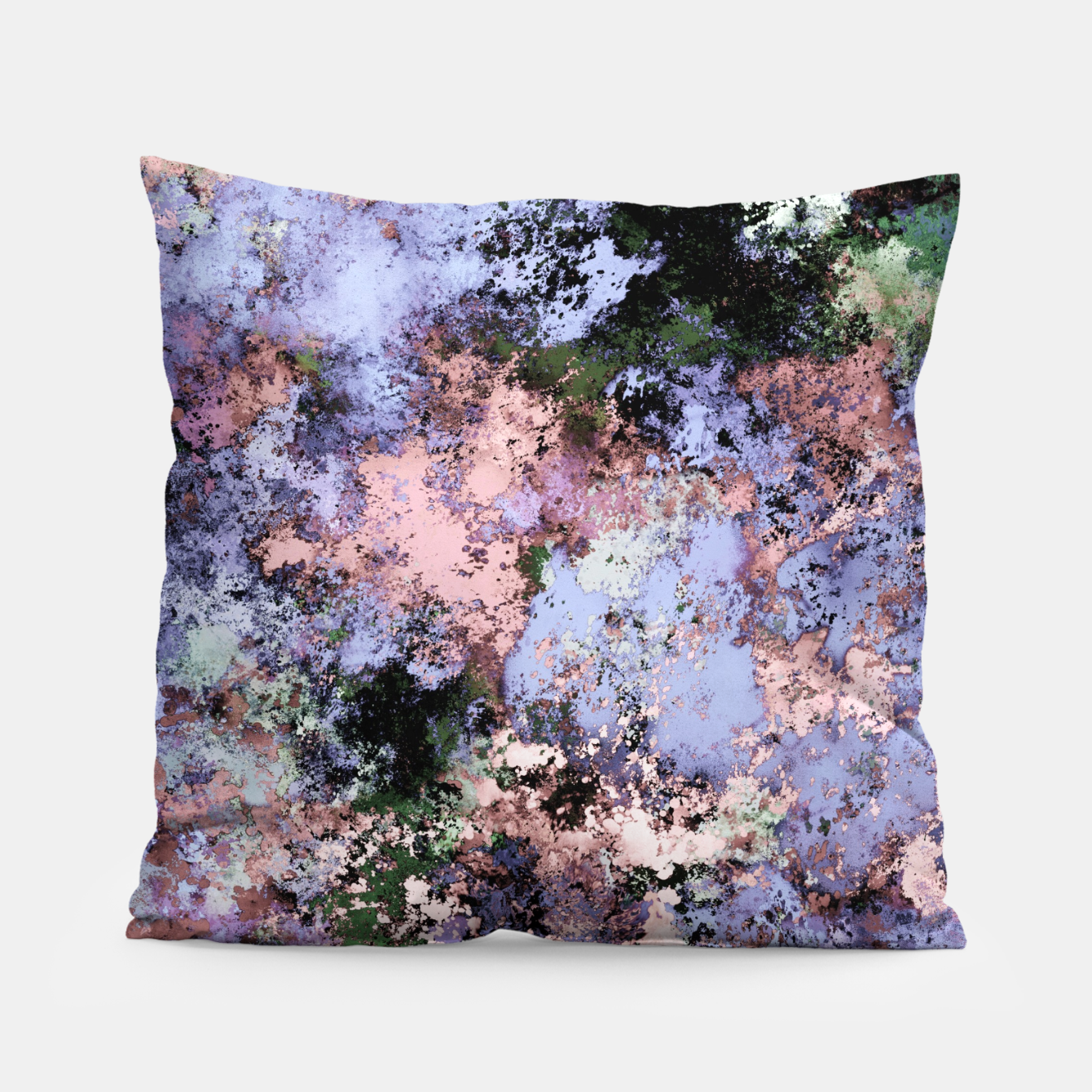 Image of Visible breaks Pillow - Live Heroes