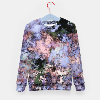 Visible breaks Kid's sweater thumbnail image