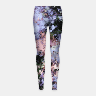 Visible breaks Girl's leggings thumbnail image