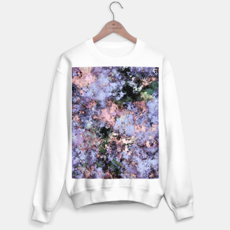 Thumbnail image of Visible breaks Sweater regular, Live Heroes