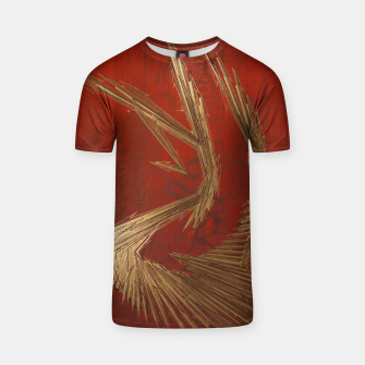 Thumbnail image of golden Z T-Shirt, Live Heroes