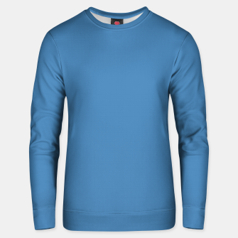 Thumbnail image of color steel blue Unisex sweater, Live Heroes