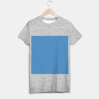 Miniature de image de color steel blue T-shirt regular, Live Heroes