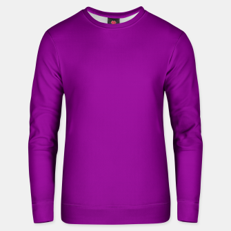 Thumbnail image of color dark magenta Unisex sweater, Live Heroes