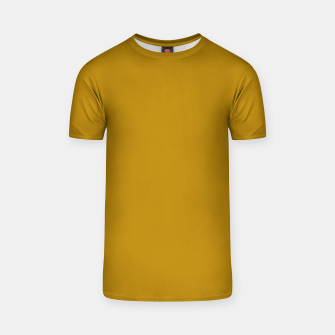 Thumbnail image of color dark goldenrod T-shirt, Live Heroes