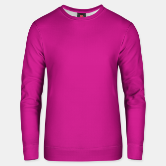 Thumbnail image of color medium violet red Unisex sweater, Live Heroes
