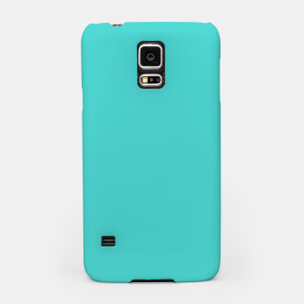 Miniaturka color medium turquoise Samsung Case, Live Heroes