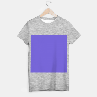 Miniature de image de color slate blue T-shirt regular, Live Heroes