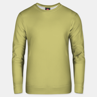 Thumbnail image of color dark khaki Unisex sweater, Live Heroes