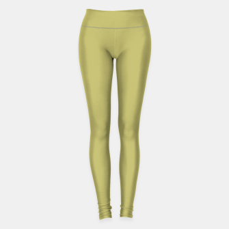 Miniature de image de color dark khaki Leggings, Live Heroes